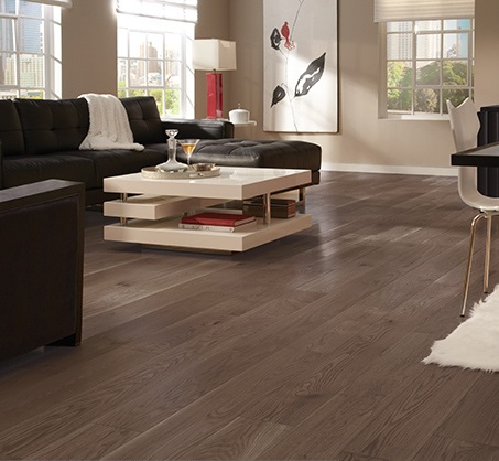 Somerset engineered wide plank colonial gray hardwood for Columbia laminate flooring canada