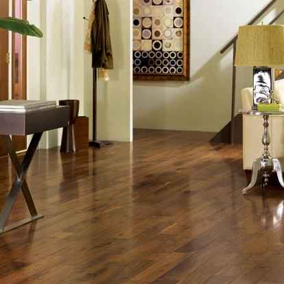Somerset Character Plank Walnut Solid Hardwood Flooring