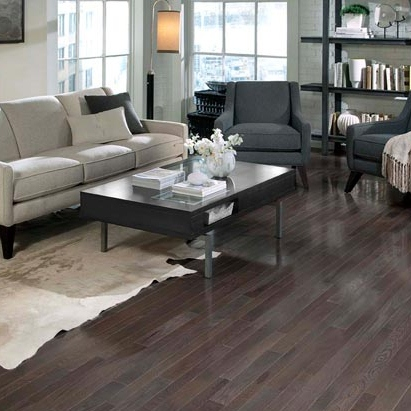 Somerset Homestyle Charcoal 3 1 4 Quot Solid Hardwood Flooring