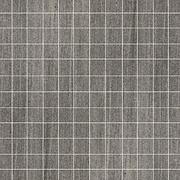 "StonePeak Materia 3D Heather Grey 1"" x 1"" Mosaic Unpolished"