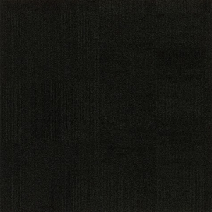 Tandus Consequence Black Hole Carpet Tile