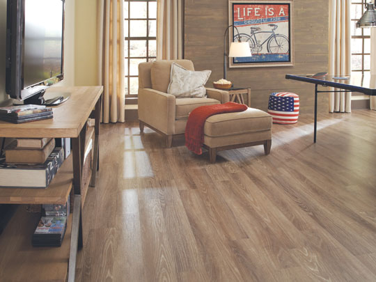 Tarkett Specifi Quarter Mix Oak Barley Vinyl Flooring