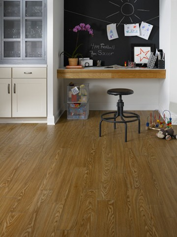 Tarkett Transcend Northern Red Cherry Medium Vinyl Flooring