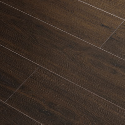 Tarkett trends 12 royal oak vintage brown laminate for Tarkett laminate flooring