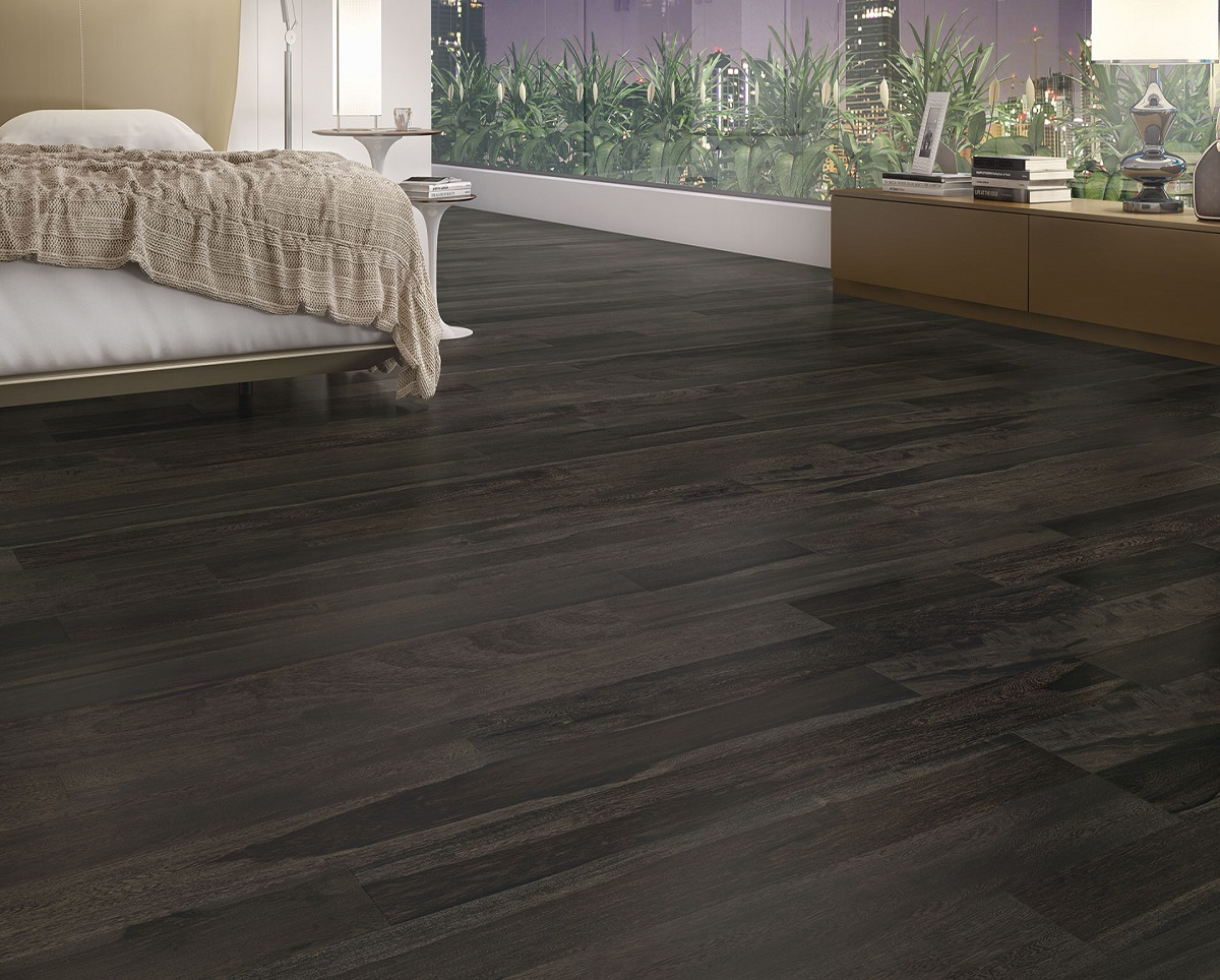 Triangulo brazilian pecan graphite 5 1 4 engineered for Brazilian pecan hardwood flooring