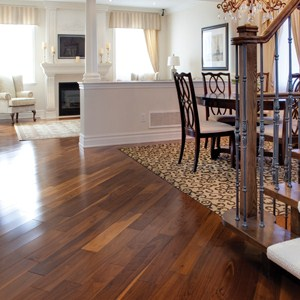 Vintage Pioneered Domestic Estate Black Walnut