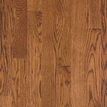 Vintage Pioneered Solid Domestic Estate Amaretto White Oak 3""
