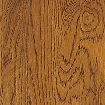 Vintage Pioneered Solid Domestic Estate Cambridge White Oak 3-1/4""