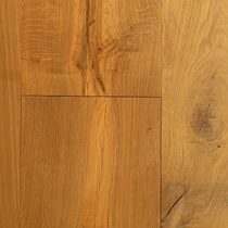 Vintage Pioneered Solid Domestic Estate Cathedral White Oak 3""