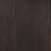 Vintage Pioneered Solid Domestic Estate Cocoa Red Oak 4""