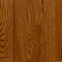 Vintage Pioneered Solid Domestic Estate Kahlua Red Oak 3-1/4""