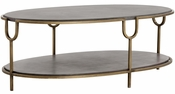 Aria Oval Coffee Table
