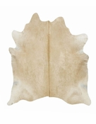 Beige Natural Cowhide