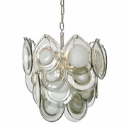 Blown Glass Pendant - 50% off