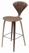 Curvy Modern Counter Stool
