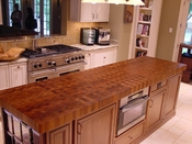 Custom Butcher Block