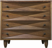 Diamond Chest of Drawers