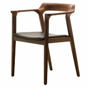 Low Back Modern Arm Chair