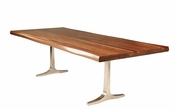 Maple Live Edge Dining Table