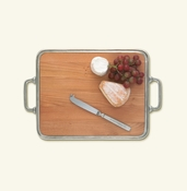 Match Pewter Cheese Tray - Small