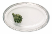 Match Pewter Large Convivio Serving Platter
