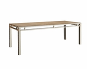 Modern Parsons Dining Table - 50% off