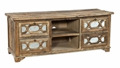 Old Elm TV Console