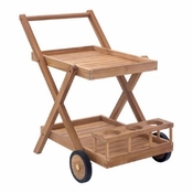 Teak Bar Cart - Save 25%