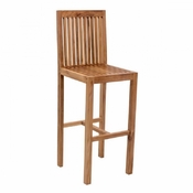Teak Bar Stool - Save 25%