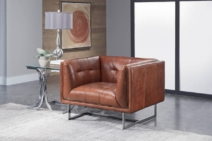 Telluride Leather Chair - QS