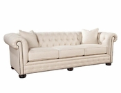 Tufted Chesterfield Sofa - QS