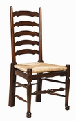 50% Off English Ladderback Dining Chair