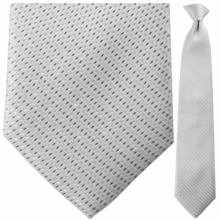 All Grown Up: Clip-on Ties for Adults