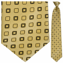 An Easy Necktie Solution: Clip on Ties