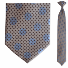 Clip On Ties for Men: Fashionable Prints Can Be Fantastically Affordable!