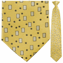 Famous Characters and Patterned Ties