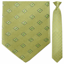 Men's Silk Ties Shimmer and Shine with Style!