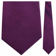 Solid Color Neckties: Mix and Match Your Wardrobe for More Options
