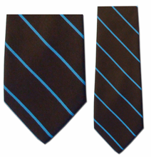 Stripe Ties and Job Interviews