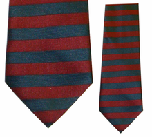Striped Neckties: Establish Your Style