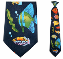The Wonderful World of Neckties