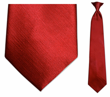 Tips for Wearing Red Ties