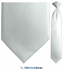 Versatility of the Clip-on Tie