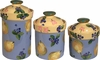 Amelia- Canister Set of 3