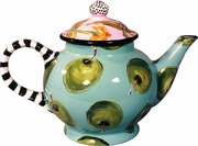 Apple Marigold Large Tea Pot