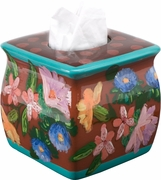 Aunt Mary Belle Tissue Holder