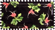 Black Radish Small Tray