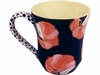 Black Shrimp Mug
