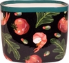 Black Shrimp Utensil Bin