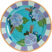 Blue Bouquet Dinner Plate